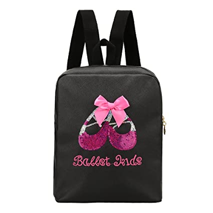 VILLAVIVI Bolsos de Ballet Deportes Bolsa de Danza para Niñas Mayores