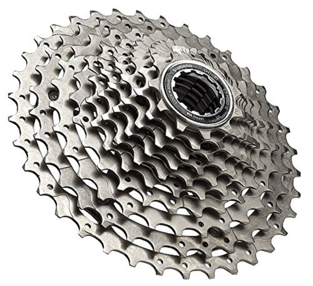 3cff36d7694 SHIMANO Deore CS-HG62-10 10 Speed Bicycle Cassette