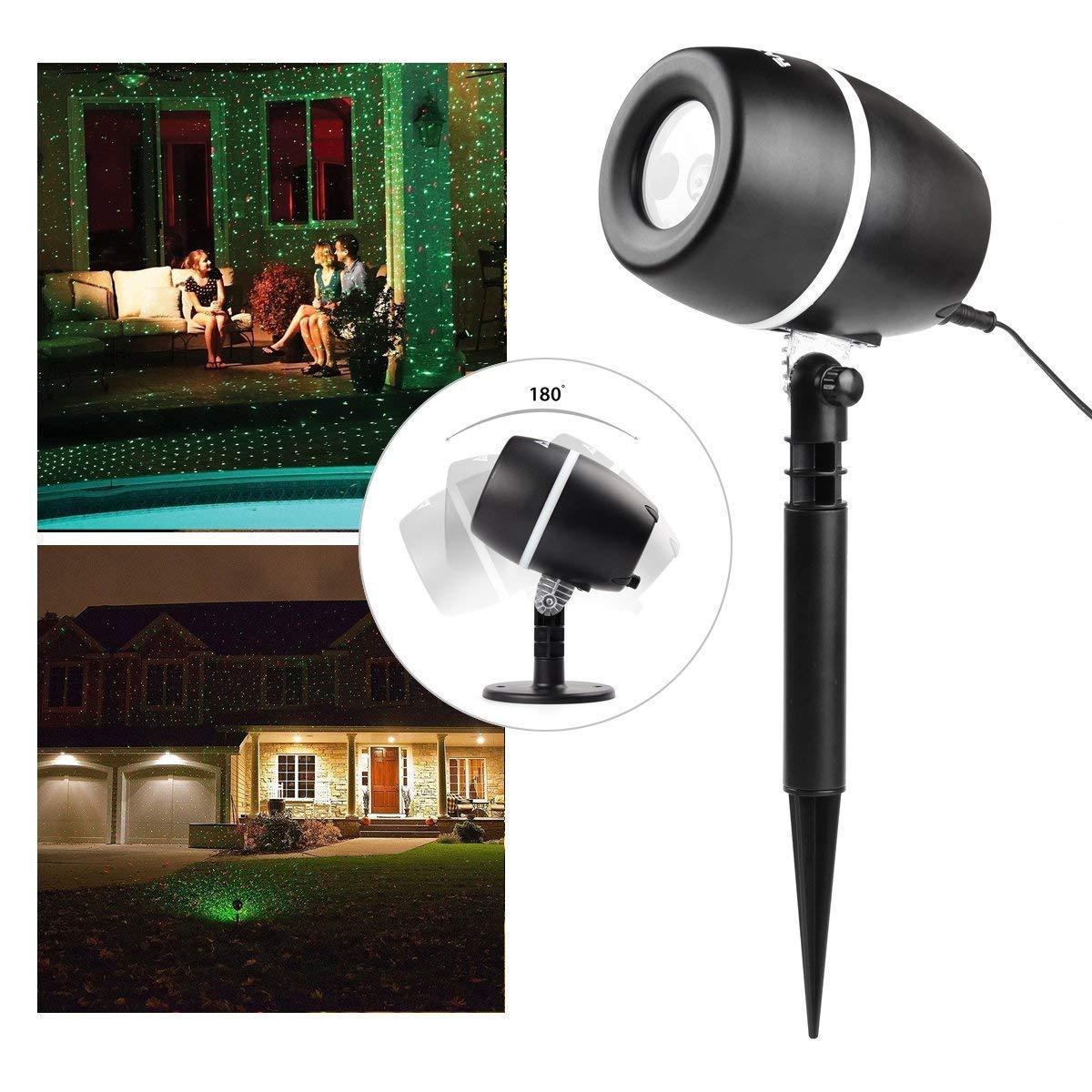 Salcar LED Lichteffekt, innen/au& szligen IP65, Kunststoff, Efecto de Luces 111