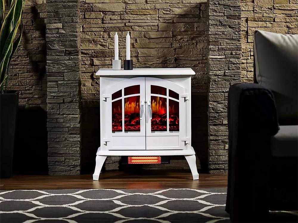 Amazon.com: Comfort Smart - Estufa eléctrica independiente ...