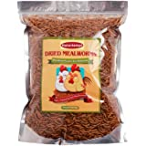 1 LB Dried Mealworms for Wild Birds, Chicken, Duck, Fish and more