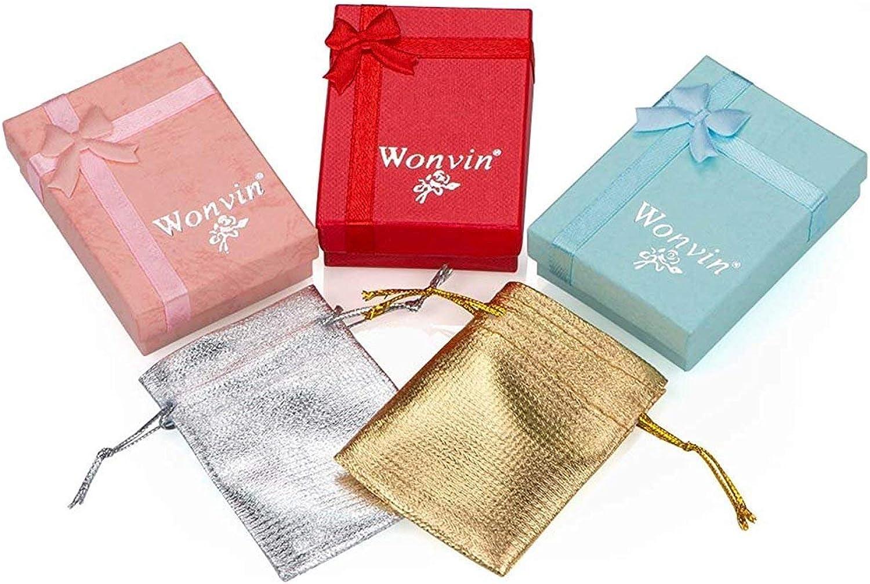 pour Les Femmes Les Filles Wonvin Dames en Argent Sterling 925 Collier Pendentif de Chat