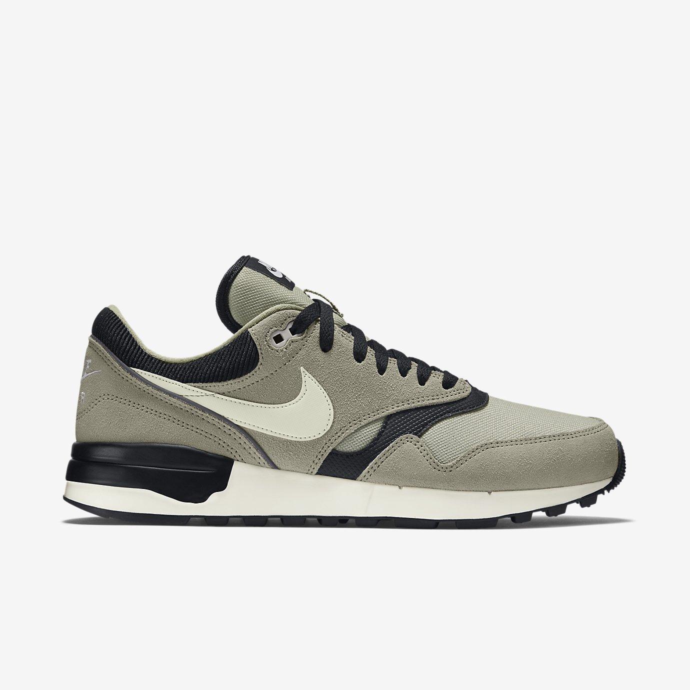 Nike Air Odyssey Herren Sneakers  46 EU Verschiedene Farben (Grau / Schwarz / Wei? (Wolf Grey / Sail-lunar Grey-blk))