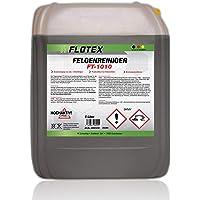 Flotex® Limpiador de Llantas Concentrado, 5L - Limpiador de Llantas para Todo Tipo de Llantas, Limpia Incluso la…