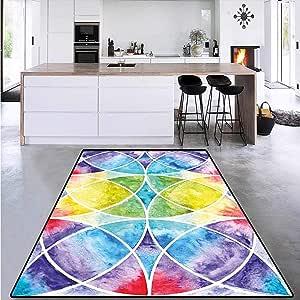 Geometría Sagrada, alfombras de área para dormitorio ...