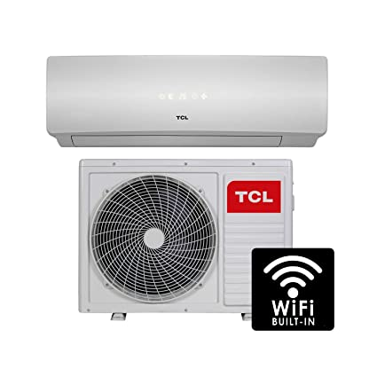 9009e8165a2 12000 BTU Smart WiFi A++ easy-fit DC Inverter Wall Split Air Conditioner  with 5