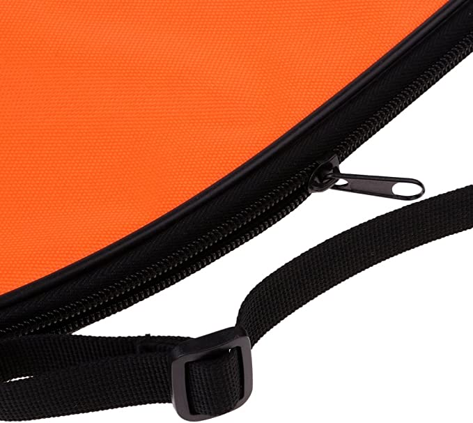 FutuHome Squash Racket Cover Racquet Bag Pouch Carry Bag For Ball Training Practice