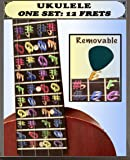 Educational Fretboard Note decals for Ukulele