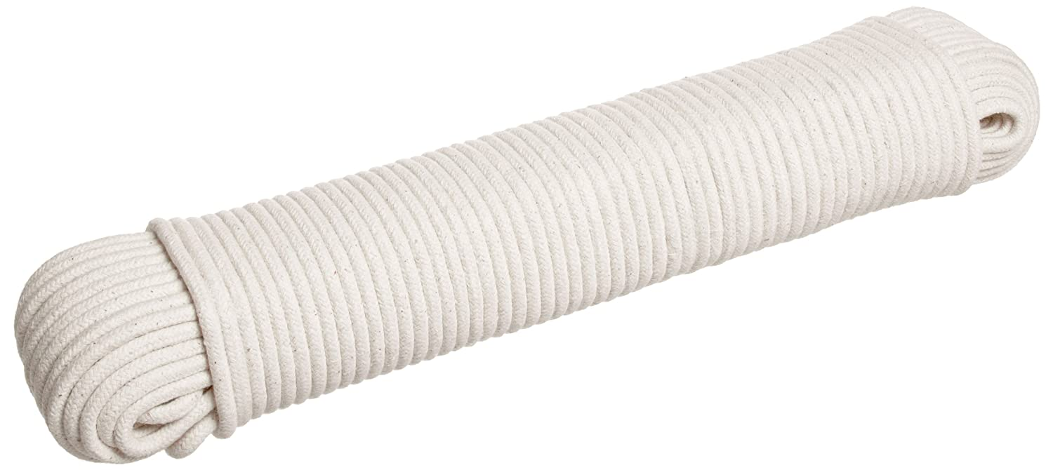 "Rope King MFCL-200 Mixed Fiber All-Purpose Clothesline 1/4"" X 200 ft."