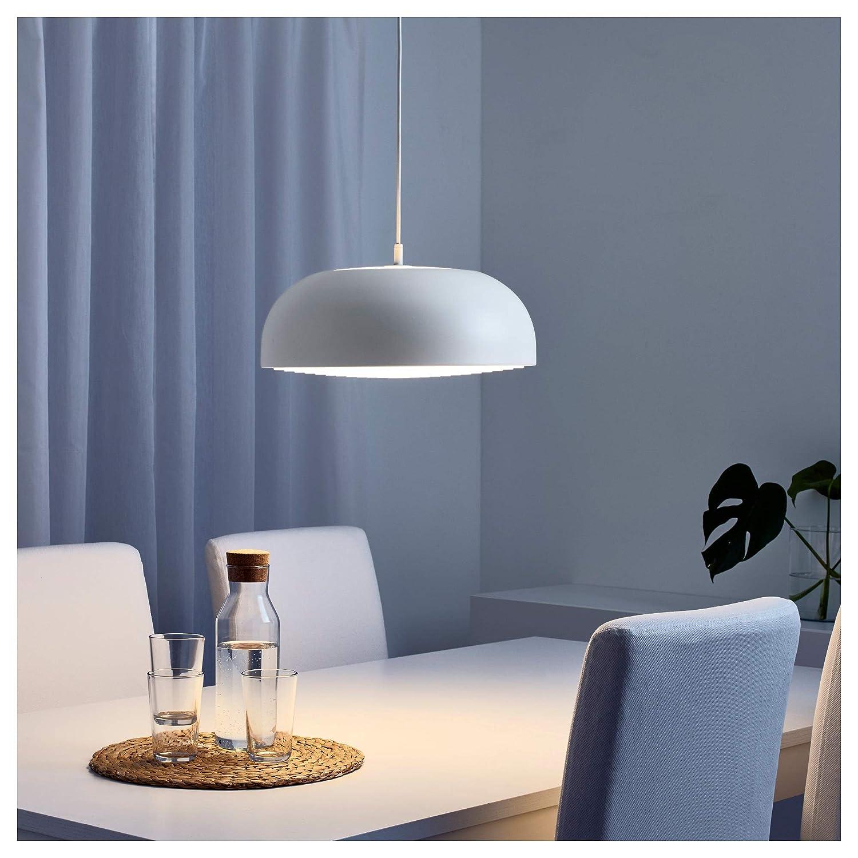 Amazon.com: IKEA 604.071.48 Nymåne - Lámpara de techo, color ...