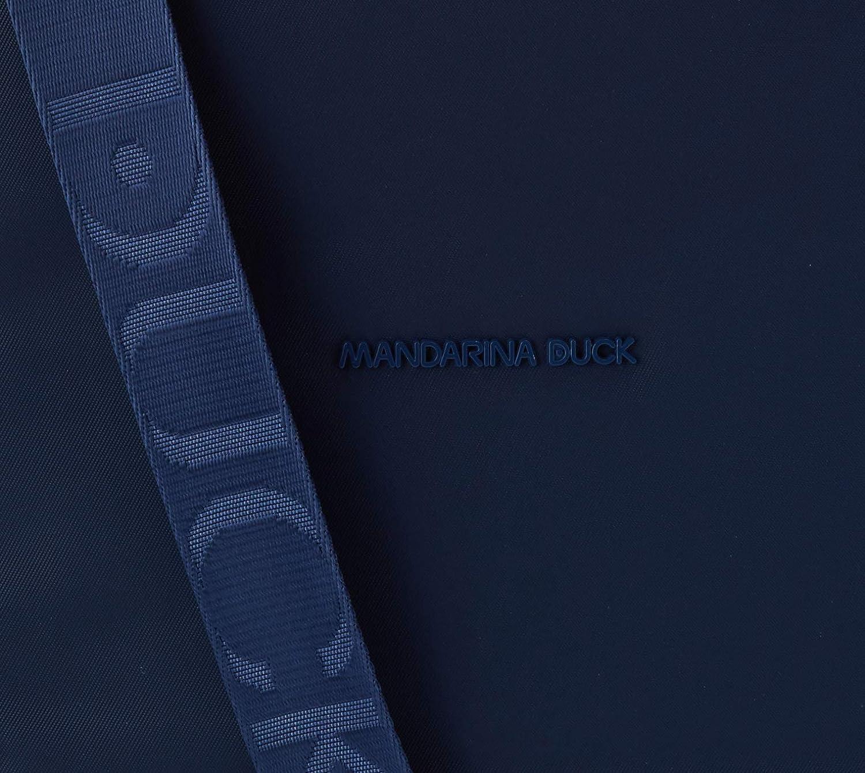 Mandarina anka dam Daphne messengerväska Blå (estata blå)