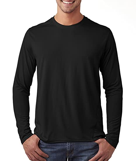 Gildan 47400 Tech Performance Long Sleeve T-Shirt