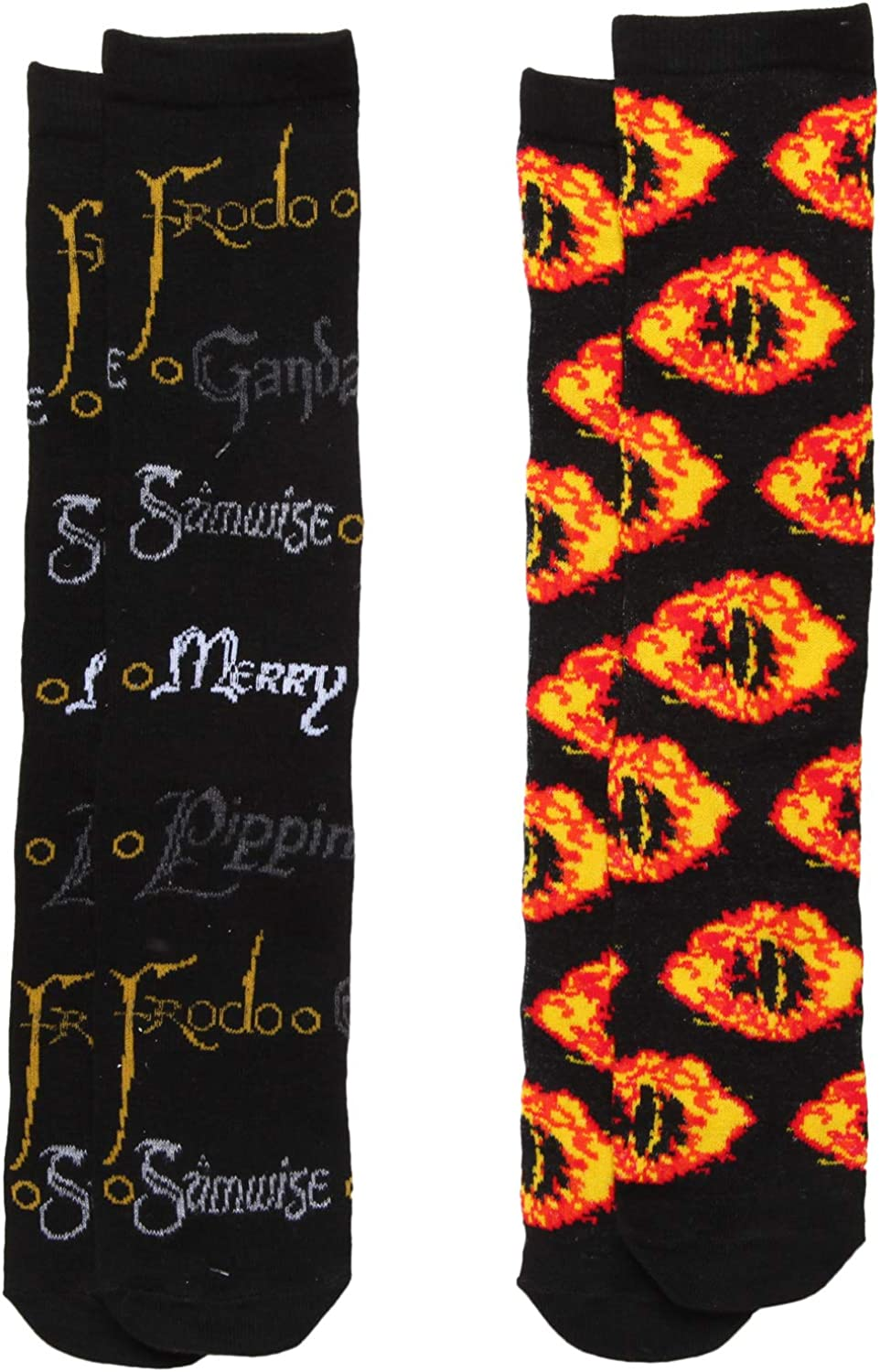 Lord of The Rings inspired socks