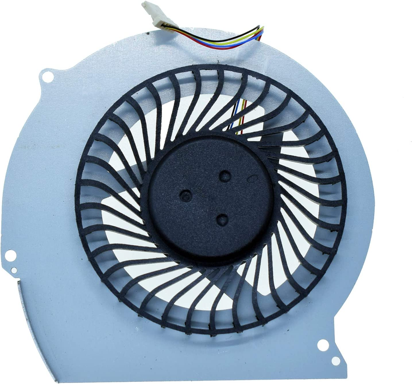 DREZUR GPU Cooling Fan Compatible for Dell Inspiron 15 7566 7567 14-7466 7467 Series Laptop Cooler 0NWW0W (GPU Fan)
