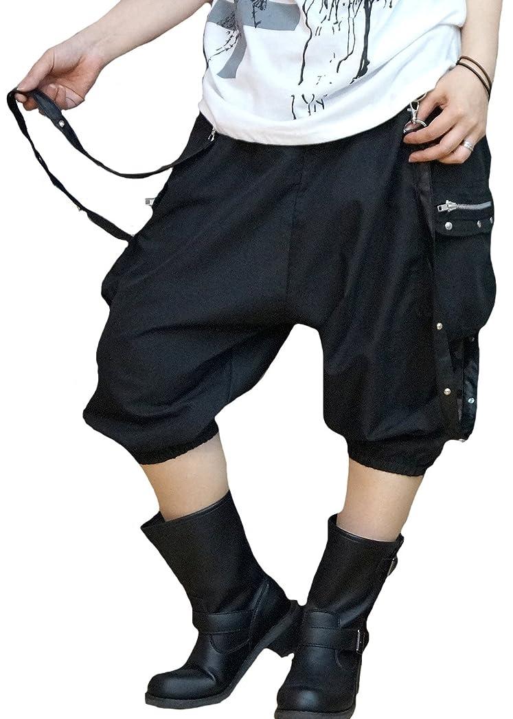 知人適切に前任者BOBORA ワイドパンツ ガウチョパンツ レディース 九分丈 ハイウエスト リボン きれいめ 体型カバー カジュアル スキニーパンツ キュロットスカート
