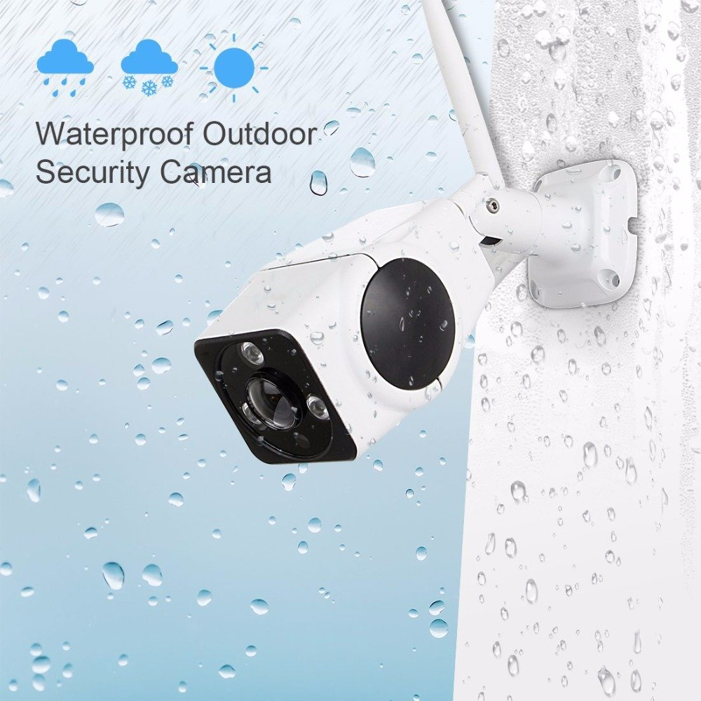 HD 1080P Mini cámara de vigilancia 3G 4G SIM Card IP Camera Outdoor Bullet Cámara Wireless Ap Hotspot Motion con P2P Smartphone visualización remota ...