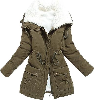 Parka Wool Coat