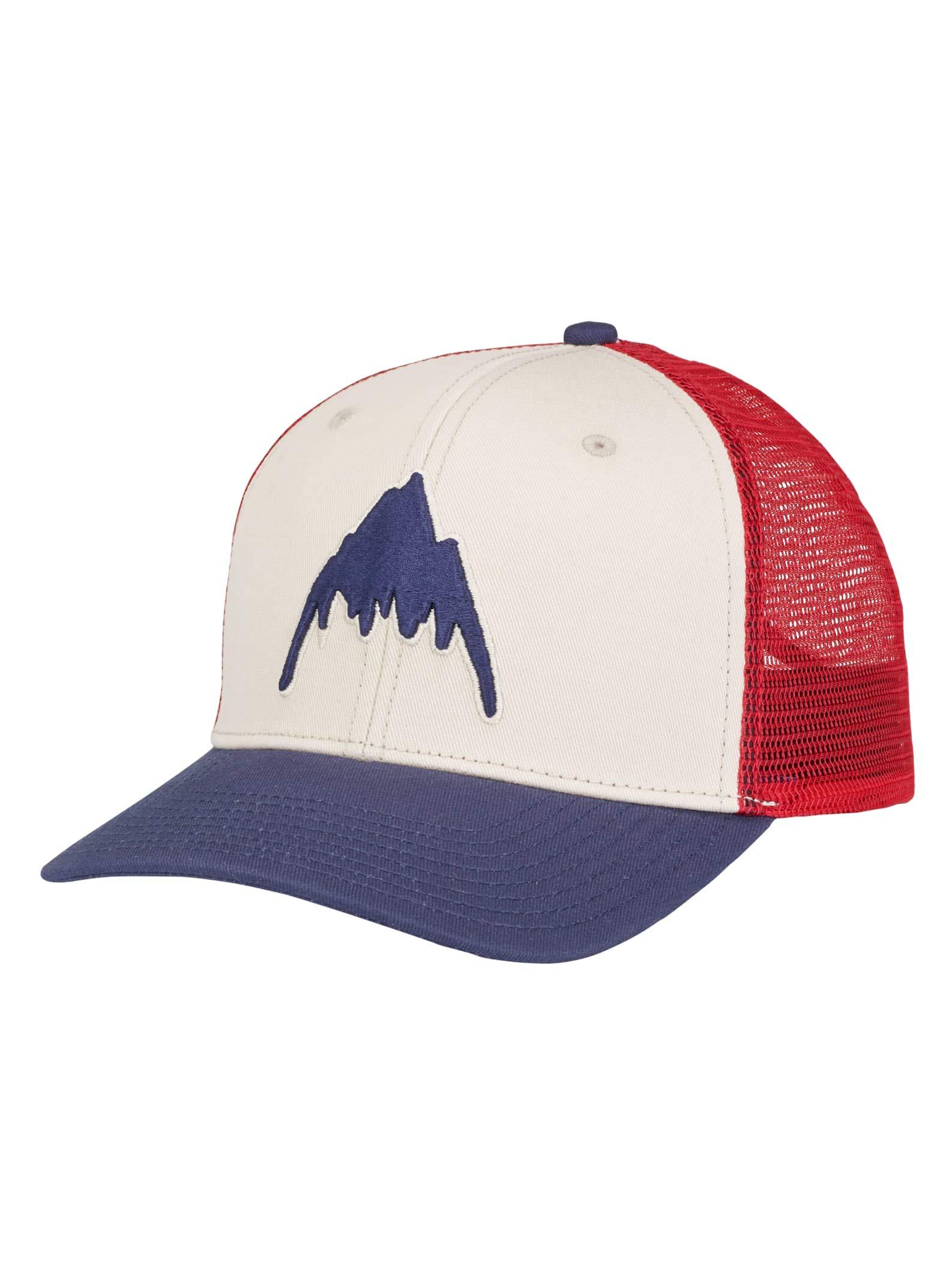 Burton Boys Harwood Hat, One Size, Tandori