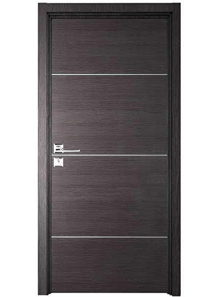 sc 1 st  Amazon UK & Modern Interior Door Grey 28x80: Amazon.co.uk: DIY u0026 Tools