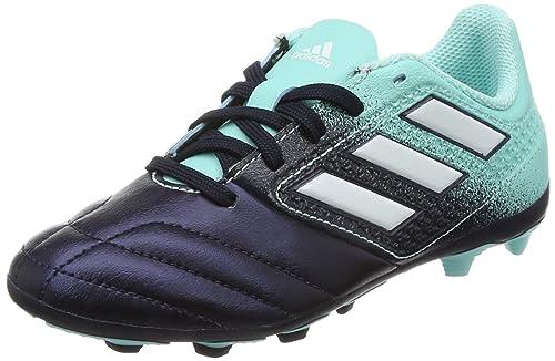 brand new 55501 c31c3 adidas Girls Ace 74 FxG J Footbal Shoes, Multicolor (Energy AquaFTWR