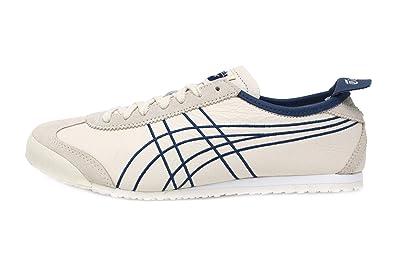 save off e087c b2932 Amazon.com: Onitsuka Tiger Unisex Mexico 66 Shoes 1183A349 ...