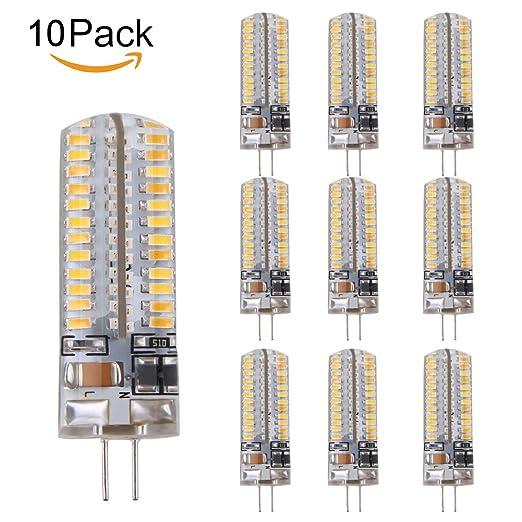 Bombilla LED G4, lámpara LED, bombillas led, 5 W, 96d, 220