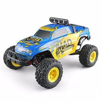 ZMH 40Km / H Coche Eléctrico RC para Niños 2.4G 4WD Corto Curso De Tracción