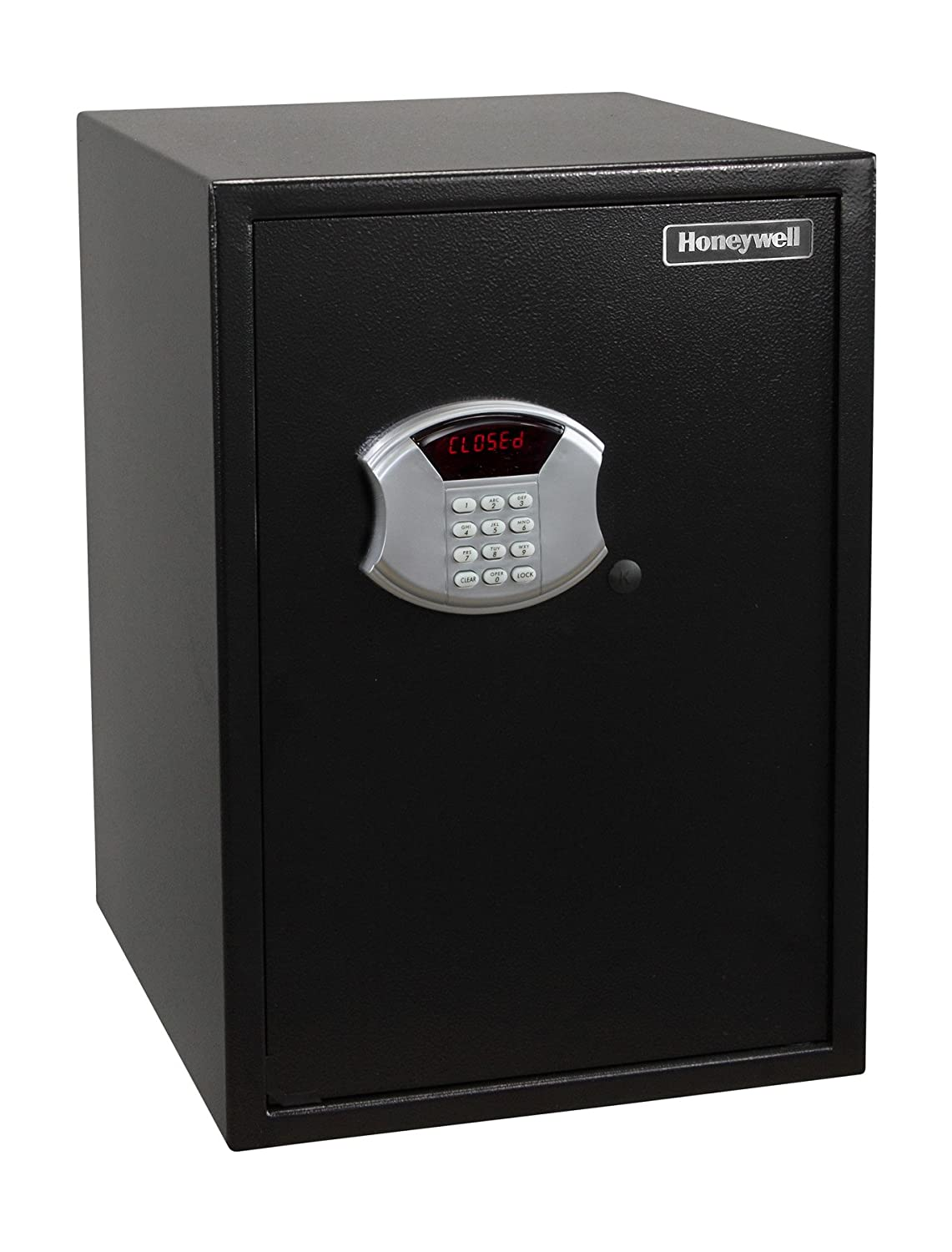 Honeywell Safes & Door Locks 5107 Large Steel Security Safe HONEYWELL-5107 Large 2.87-Cubic Feet, Large Black