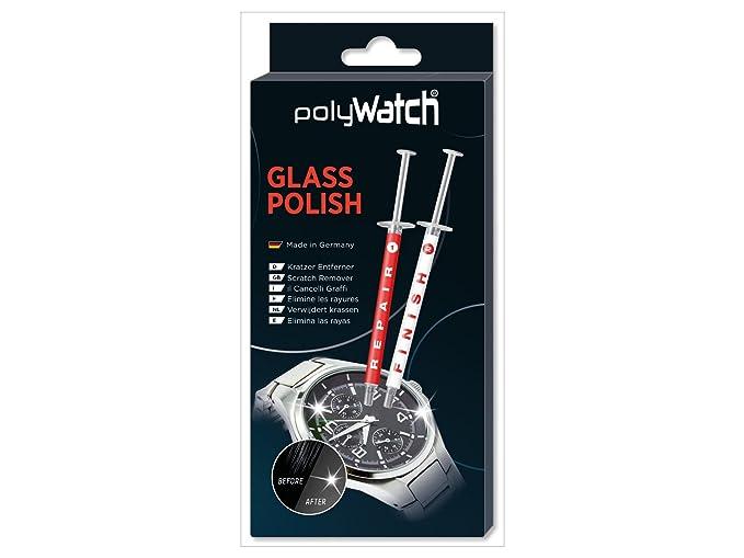 POLY Watch Glass Polish - Pulimento de Diamante para Cristales de Vidrio - Herramienta de Relojero