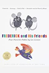 Frederick and His Friends: Four Favorite Fables (Treasured Gifts for the Holidays) Hardcover