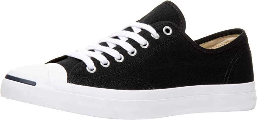 Acheter Converse Jack Purcell Canvas BlackWhite Chaussures