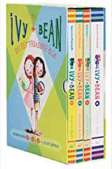 Ivy and Bean's Treasure Box: (Beginning Chapter Books, Funny Books for Kids, Kids Book Series) (Ivy & Bean) Paperback