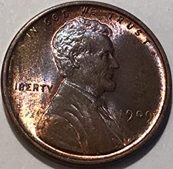 1909 LINCOLN WHEAT CENT VERY GOOD CONDITION VG