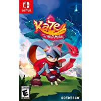 Kaze and the Wild Masks - Nintendo Switch