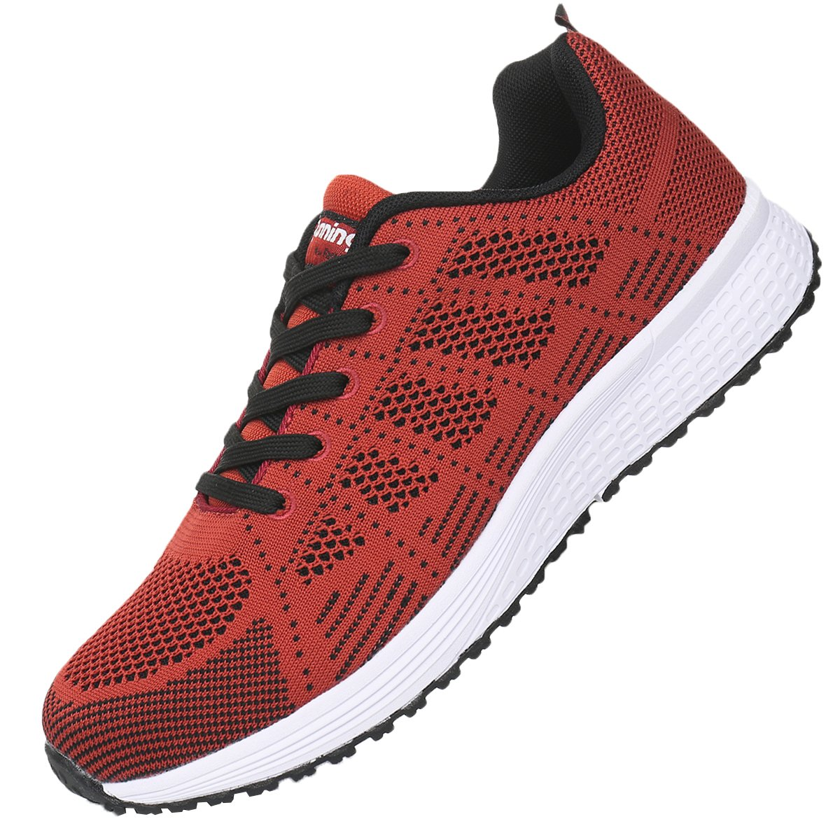 JARLIF Men's Breathable Fashion Walking Sneakers Lightweight Athletic Tennis Running Shoes US6.5-11.5 JARLIF-A08M-men-shoes
