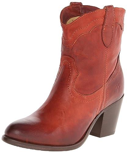 Women's Tabitha Pull-On Short Western Boot