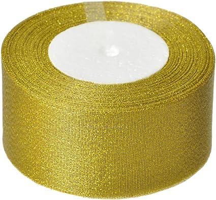 "1 Roll 25Yards 3//8/"" 10mm Satin Ribbon Bow Wedding Party Xmas Birthday Decoration"