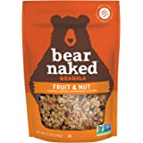 Bear Naked, All Natural Granola, Fruit and Nut, 12 oz
