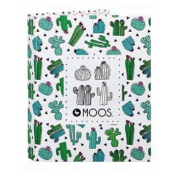 MOOS Carpeta Folio 4 Anillas Mixtas (SAFTA 561623067): Amazon.es: Juguetes y juegos