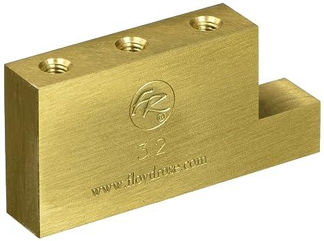 Floyd Rose Fat Brass L Shaped Tremolo Block - 32mm