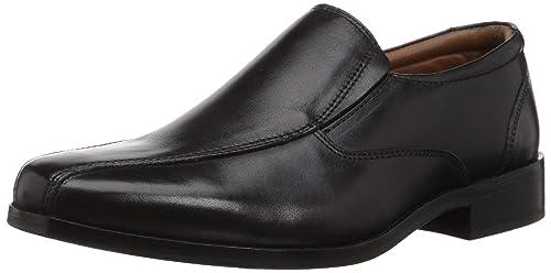 Amazon.com: wizfort negro zapatos de vestir para hombre ...