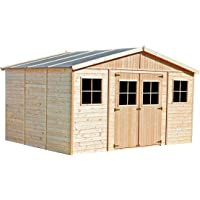 Generico - Caseta de madera 400 x 300