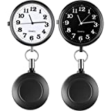Nurse Watch, Watch with Second Hand for Nurses, Nurse Watches, Clip on Watch, Watch for Nurses,Fob Watches for Nurses…