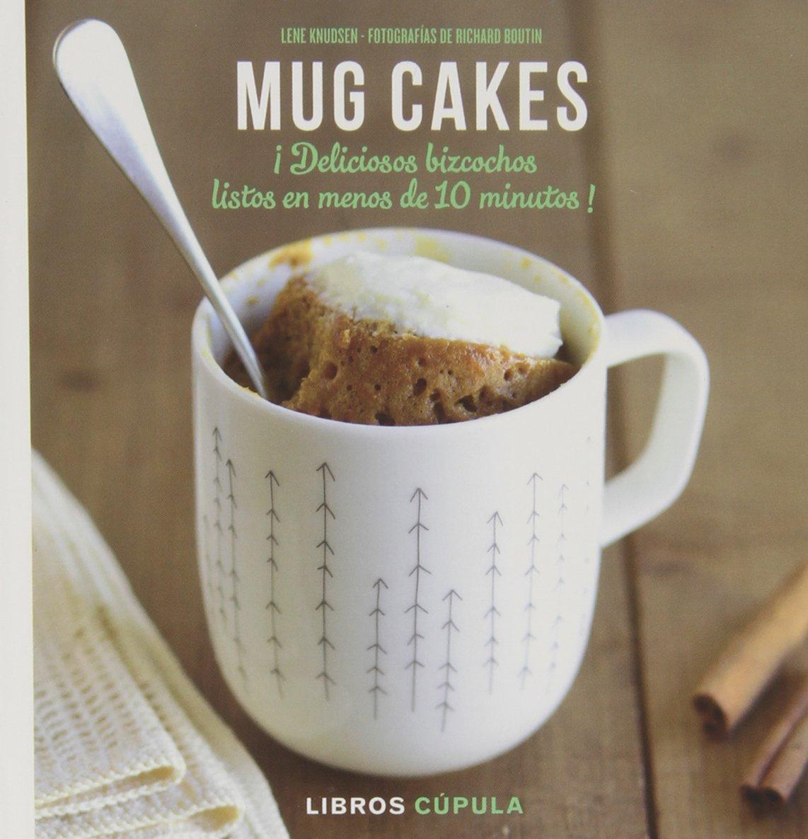 Kit Mug cakes: ¡Deliciosos bizcochos listos en menos de 10 minutos ...