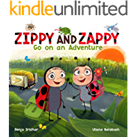 Zippy and Zappy Go on an Adventure: A children's book about courage and self-belief