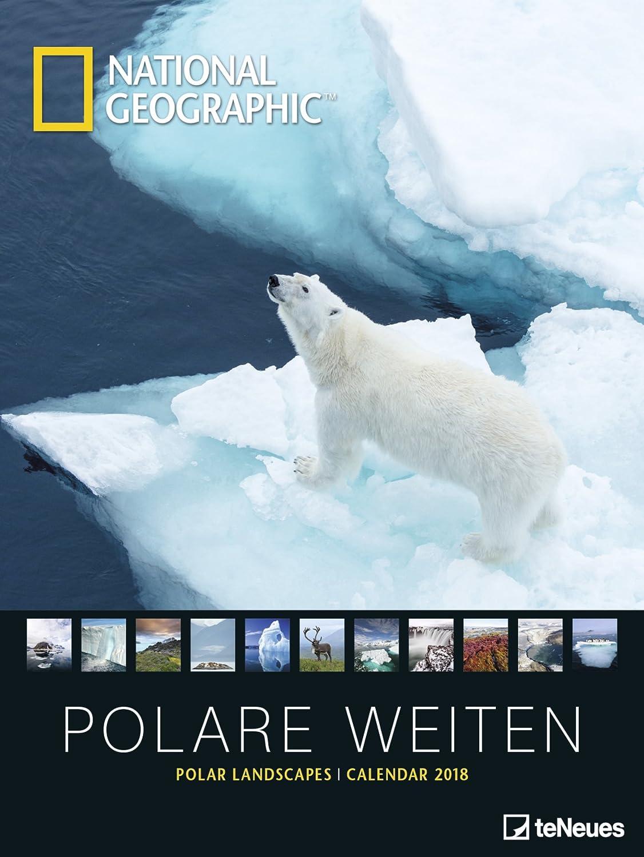 Calendario 2018 Maxi calendario 2018 National Geographic ...