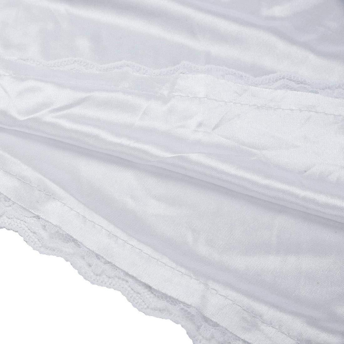Bonkkara Lencería para Mujeres, Moda Cómoda Dama más tamaño Encaje de Encaje Babydoll Lencería Ropa de Dormir Ropa Interior camisón: Amazon.es: Ropa y ...