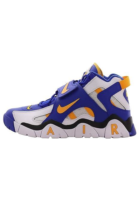Nike Air Barrage Mid, Zapatillas de Baloncesto para Hombre