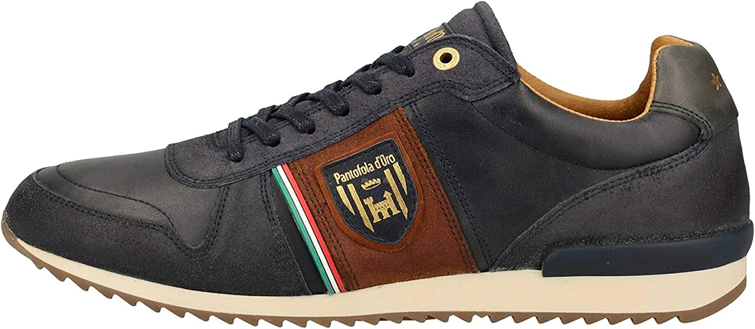 Pantofola d\'Oro Low Umito Uomo Low Baskets basses pour homme Robe Blues 10201032 29y