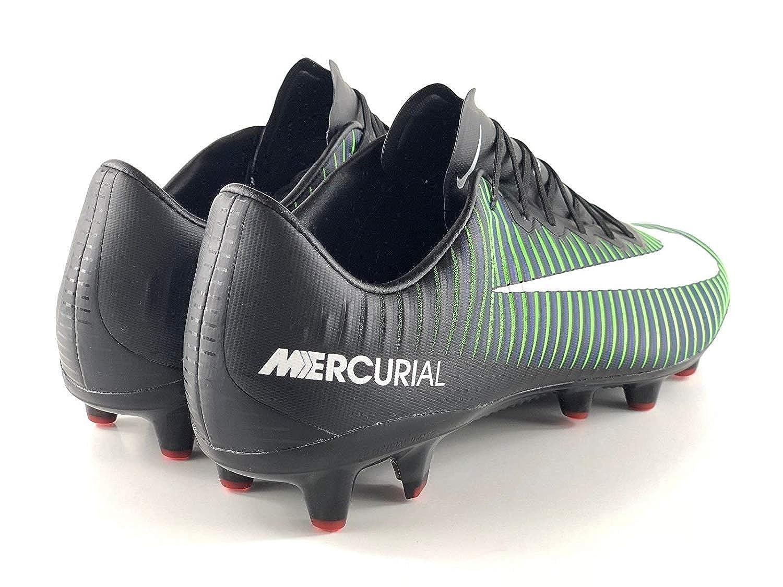 Nike Mercurial Vapor Xi Xi Xi AG-Pro Acc Mens Cleats schwarz SZ 9 [831957-014] New 16ffb2